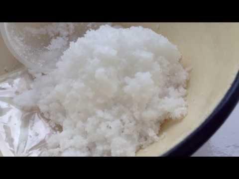how to make sodium polyacrylate