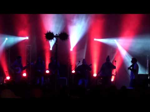 Greensky Bluegrass w/ Sam Bush - full set WinterWonderGrass Avon, CO 2-22-14 HD tripod