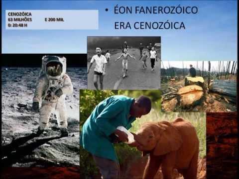 EON FANEROZOICO ERA  CENOZOICA