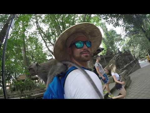 Edit & Ákos Honeymoon - Bali 2019