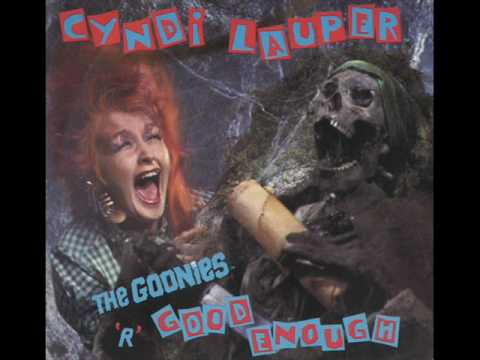 Cyndi Lauper - The Goonies 'R' Good Enough streaming vf