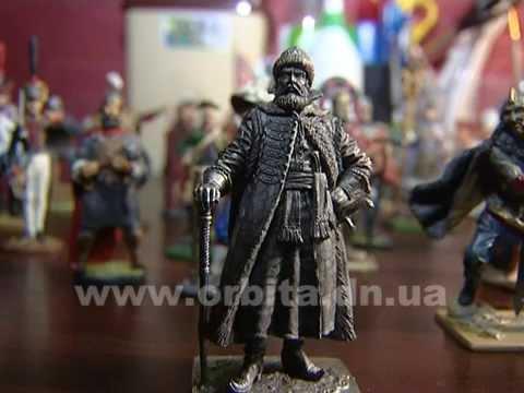 Коллекционер оловянных солдатиков