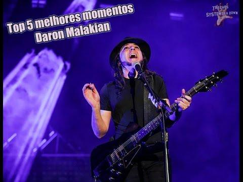 Top 5 melhores momentos Daron Malakian #1