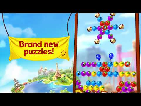 Bubble Island 2 - Pop Shooter & Puzzle Game APK Cover