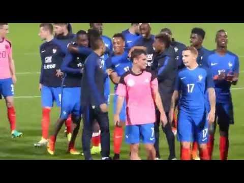 Antoine Griezmann ● Dimitri Payet ● Anthony Martial ● France vs Ecosse 2016