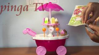 Discovery toy: Toy Stores for ice cream and fast food
