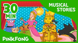 The Three Little Pigs | Fairy Tales | Musical | + Compilation | PINKFONG Story Time for Children