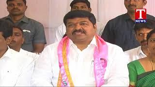 Warangal Mayor Nannapaneni Narendar fires on Konda family  live Telugu