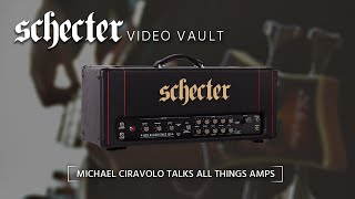AVENGED SEVENFOLD Guitarist's 'Hellwin' Schecter Amplification