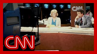 CNN celebrates 40th anniversary