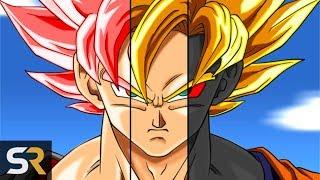 Dragon Ball Z: 10 Times Goku Become A Super Villain