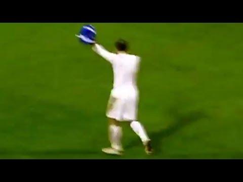 ŠIMUNIĆ-za dom spremni; Nazi Chanting Croatian Soccer Player?