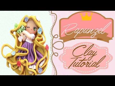 ♥Rapunzel Tutorial♥ (DISNEY PRINCESSES SERIES)