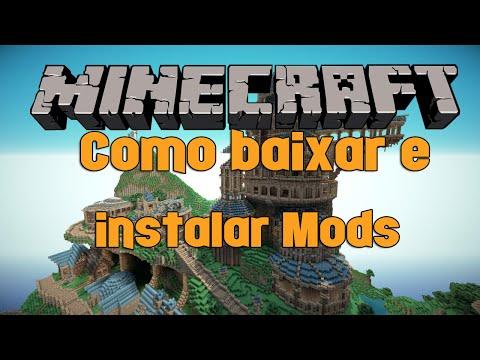 Minecraft 1.8 - Como baixar e instalar mods!