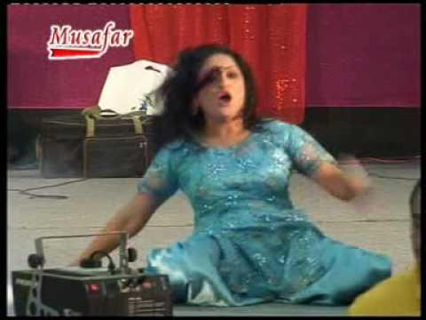 Pashto Mast Dance Salma Shah video