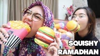 RAMADHAN SQUISHY TAG - Ria Ricis