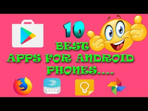 10 Best Apps For Android Phones [ in hindi ]