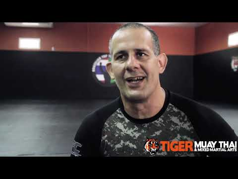 An Open Mind, Fernando Maccachero @ Tiger Muay Thai & MMA Training Camp, Phuket, Thailand