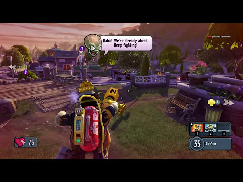 Plants vs. Zombies: Garden Warfare - Gameplay Walkthrough Part 214 - Royal Engineers! (PC)