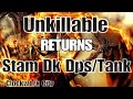 ESO PVP Unkillable Stam Dk Dps Tank CWC 2vX Small Scale mp3