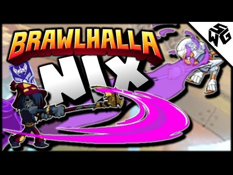 Road to Diamond Ranked Nix 1v1's - Brawlhalla Gameplay :: Mission Complete!