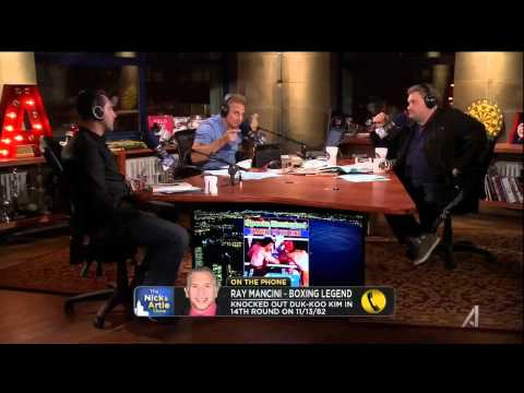 Ray Mancini Interview (9-17-2012)