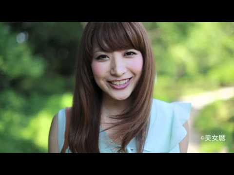 美女暦12年7月号「夏の涼風美女」(笹崎里奈)Japanese summer hot girl