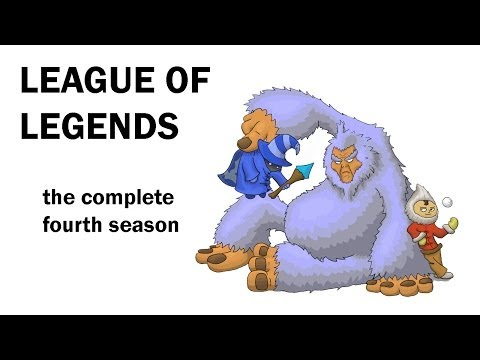 League Of Legends : Season 4