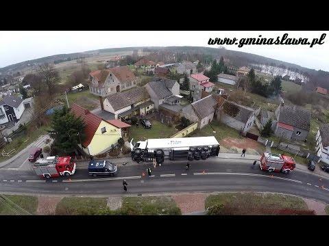 Wypadek Tira Radzyń 11 03 2016