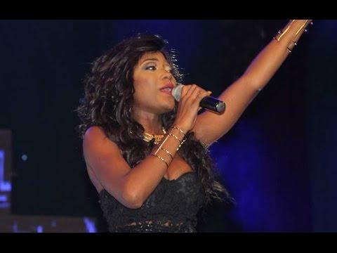 Efya - Flirts with Macho men @ Girl Talk concert 2015 with Efya | GhanaMusic.com Video