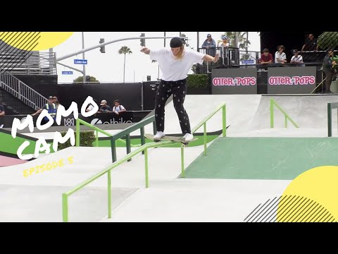 Momo Cam Episode 5: Dew Tour Women's Street 2018