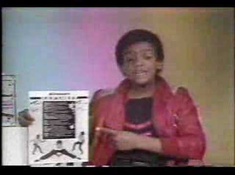 This is a real commercial that aired on MTV late one night in June, 1985, starring a very young Alfo