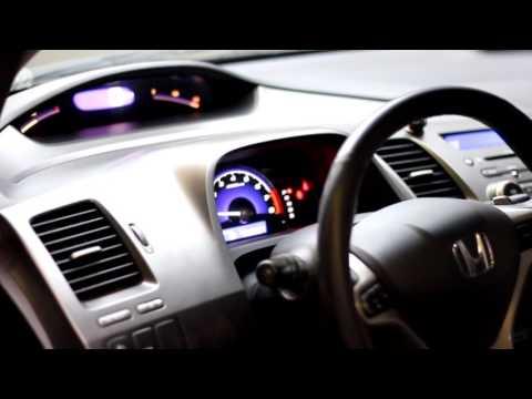 Honda Civic 4D 2007 Проблемы и болезни. Оптимальный городской машЫна