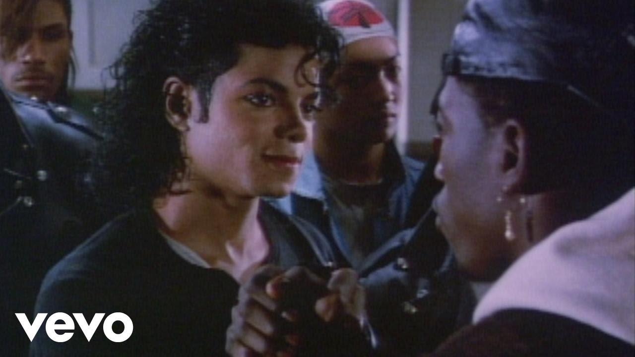 Michael Jackson - Bad (Michael Jackson's Vision)