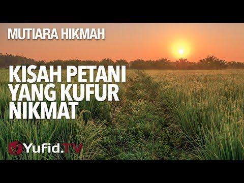 Kisah Petani Yang Kufur Nikmat - Ustadz Ahmad Zainuddin, Lc.