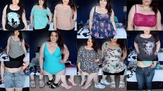 MAY HAUL | Torrid, Target, Old Navy, ALDO, AE | Plus Size Fashion