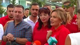 LSI mbush 13 vjet, Kryemadhi: Jo vetëm opozitë frontale  - Top Channel Albania - News - Lajme