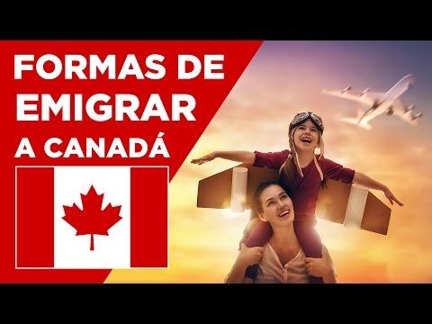 Las formas para emigrar a Canadá - Conociendo Canadá