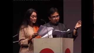 Dilip Joshi & Disha Vakani recites Suresh Dalal Dosa Dosi Poetry