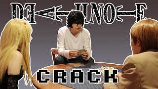 Death Note COSPLAY CRACK [Captain Bancho Cosplay]