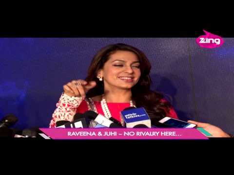 Raveena Tandon To Host A Tv Chat Show - Zing video