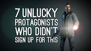 7 Unlucky Protagonists Who Really Didn't Sign Up For This, Are You Kidding Me