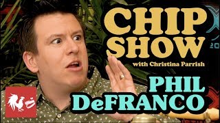Philip DeFranco Talks Fatherhood, Friendship, & Chips | The Chip Show