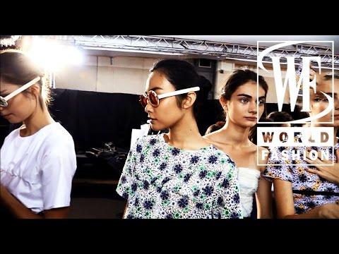 Michael Van Der Ham Spring-Summer 2015 London Fashion Week