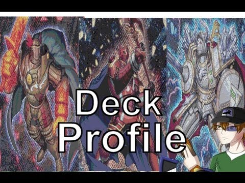 Yugioh Gem-Knight Deck Profile Fusion Swarm
