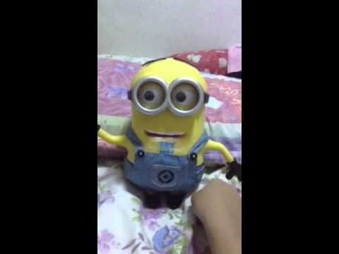 My Minion stress reliever