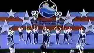 University of Kentucky - 1993 Cheerleading
