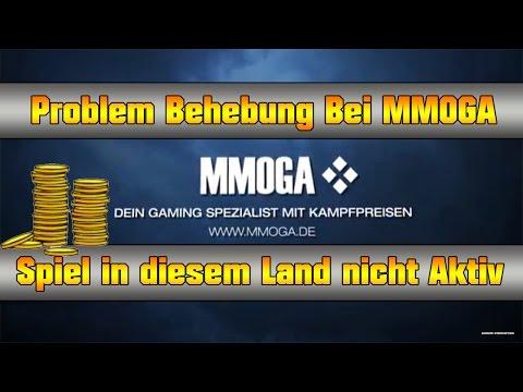 Problem Behebung Spiel ist ihn diesem Land Nicht verfügbar MMOGA Hilfe [HD+]