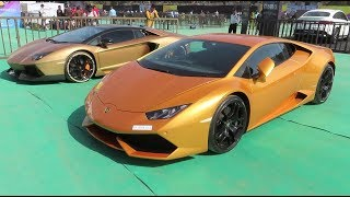 PARX SUPERCAR SHOW 2019 | Supercars + Superbikes + Vintage Cars | WIAA Centenary Year Auto Show
