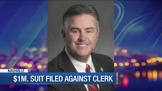 Former Circuit Court Clerk employee claims Richard Rooker forced sex on her